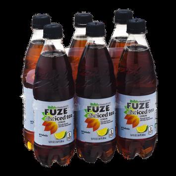 Fuze Diet Iced Tea Lemon - 6 CT