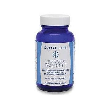 Klaire Labs - Ther-Biotic Factor 1 (Lactobacillus Rhamnosus) 60 Vcaps