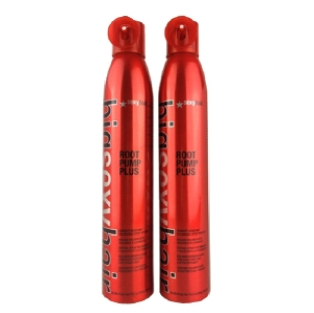 Sexy Hair Concepts Big Sexy Hair Root Pump Plus Humidity Resistant Volumizing Spray Mousse, 20 oz