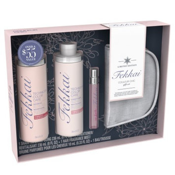 Fekkai Holiday Gift Set with Trial Size Fragrance and Bag Rose Fraiche