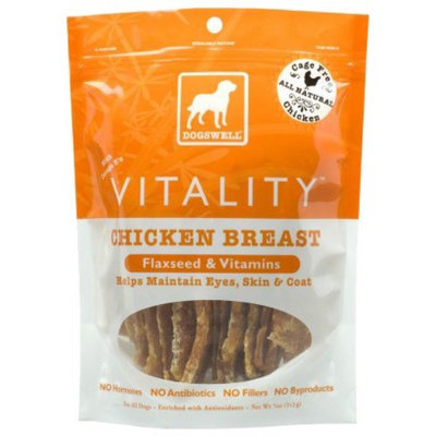 Dogswell Vitality Rawhide Dog Treats - Chicken (6 oz.)