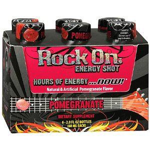 Rock On Energy Shots