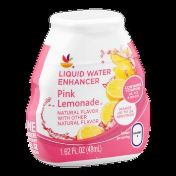 Ahold Liquid Water Enhancer Pink Lemonade