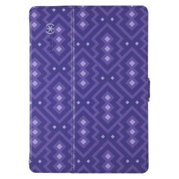 Speck iPad Air StyleFolio American Throw - Purple/Grey (SPK-A2308)