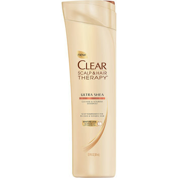 Clear Scalp & Hair Therapy Ultra Shea Cleanse & Nourish Shampoo