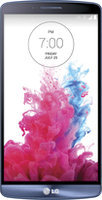Lg - G3 Blue Steel Cell Phone - Blue (sprint)