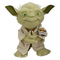 Disney Yoda Pillow Buddy
