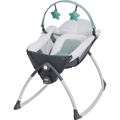 N Graco Little Lounger Baby Rocker, Kit
