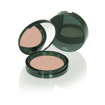 True Cosmetics True Protective Mineral Foundation Compact Spf17 Medim #5 Box Is Not Perfect