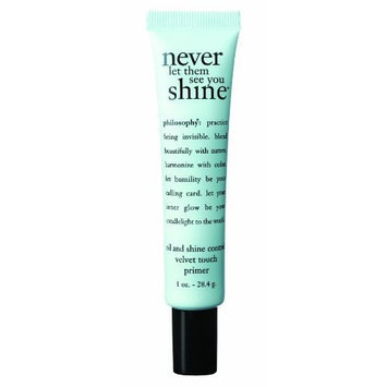 Philosophy Never Let Them See You Shine Primer, 1 Ounce