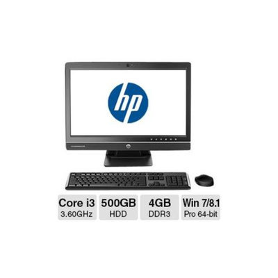 HP ProOne 600 G1 All-In-One PC - Intel Core i3-4160 3.60GHz, 4GB DDR3 Memory, 500GB HDD, DVDRW, 21.5