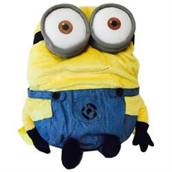 Despicable Me Plush Minion Backpack