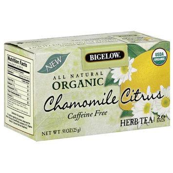 Bigelow Organic Herb Tea Bags