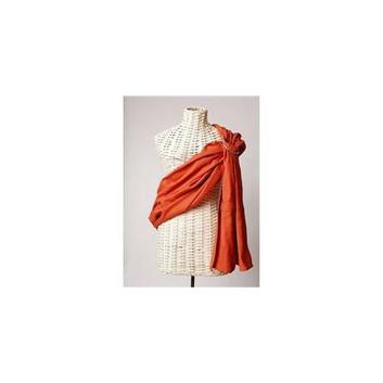 Maya Wrap LPS-32-M Baby Sling- Burnt Orange- MEDIUM