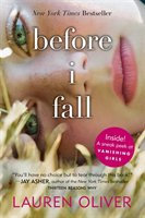 Before I Fall by Oliver, Lauren [Paperback]