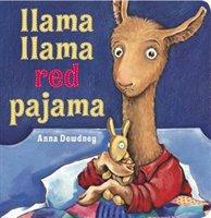 Llama, Llama Red Pajama (Board)