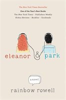Eleanor & Park by Rainbow Rowell (Hardcover)