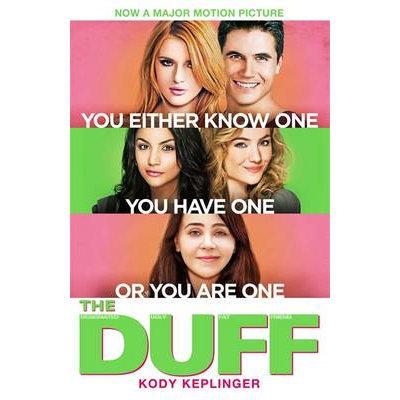 Hamilton High: The Duff: Movie Tie-in (Paperback), Keplinger, Kody