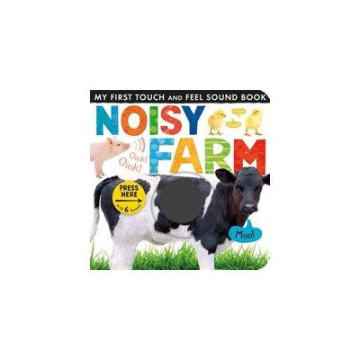 Touch and Feel Noisy Sound Books - Noisy Farm
