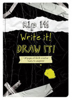 Rip It! Write It! Draw It!