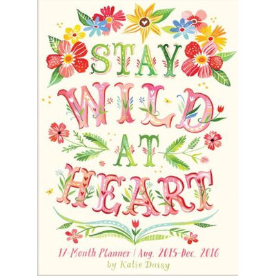 2016 Wild at Heart Take Me With You Planner