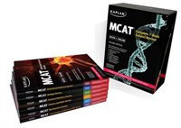 Kaplan MCAT Complete 7-Book Subject Review: Book + Online