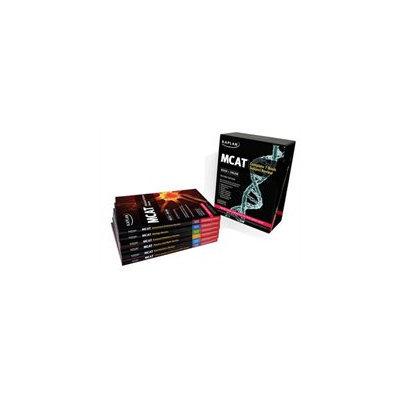 Kaplan MCAT Complete 7-Book Subject Review: Book + Online