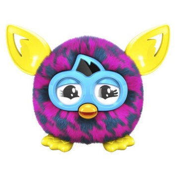 Furby Furblings Creature (Pink and Blue Houndstooth)