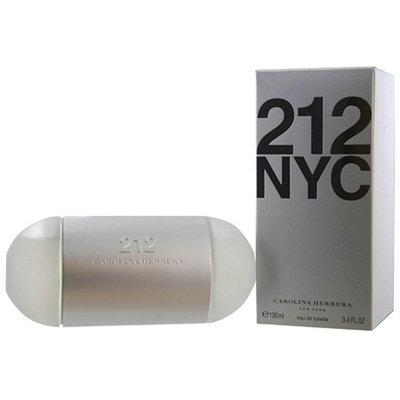 Carolina Herrera 212 Eau de Toilette Spray 3.4oz