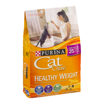 Purina Cat Chow Healthy Weight Adult Cat Food