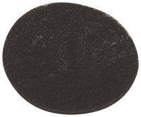North American Paper Co 17 Black Stripping Pad - Pack of 5
