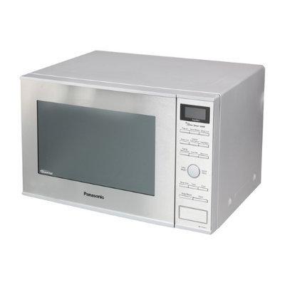 Panasonic NN-SD681S 1200-Watt Countertop Microwave Oven - Stainless Steel