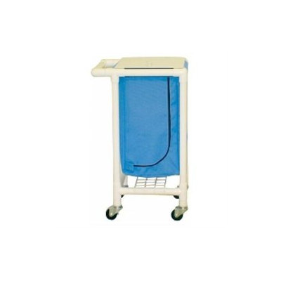 Graham Field Products PVC Deluxe Hamper Double Bag W Foot Pedal