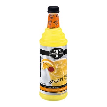 Mr. & Mrs. T Whiskey Sour Mix