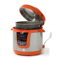 Elite by Maxi-Matic 8-Quart Digital Pressure Platinum Cooker