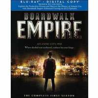 Boardwalk Empire: The Complete First Season (Blu-ray)