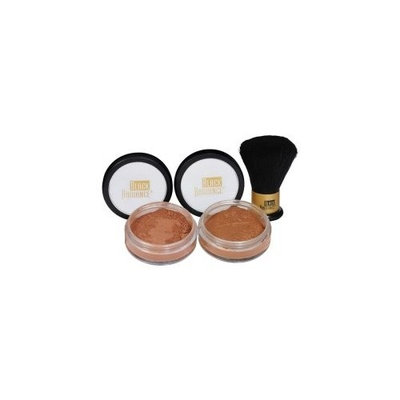 Perfect Blend Black Radiance Mineral Foundation Dark (3-pack)