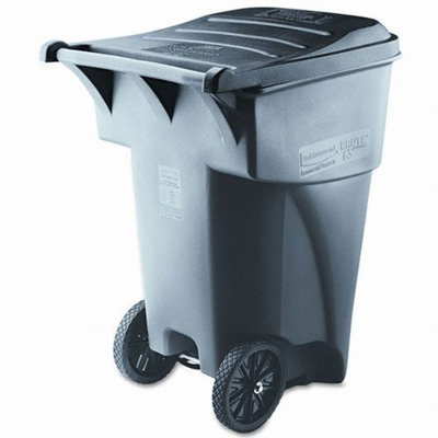 Rubbermaid Roll Out Heavy Duty Container - RUBBERMAID COMMERCIAL PRODUCTS