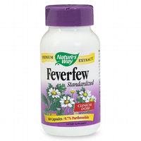 Nature's Way Standardized Feverfew Extract