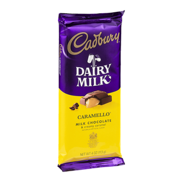 Cadbury Dairy Milk Caramello Milk Chocolate Bar