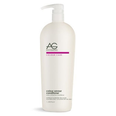AG Hair Cosmetics Colour Savour Colour Protection Conditioner for Unisex, 33.8 Ounce