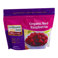 Earthbound Farm Organic Red Raspberries