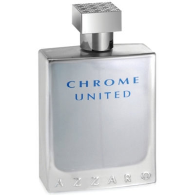Chrome United by Azzaro Chromatized Collector's Edition, 3.4 oz
