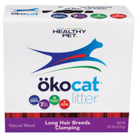 Okocat Long Hair Breed Cat Litter
