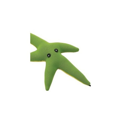 Ethical Pets Ethical Pet Products (Spot) DSO5862 Water Buddy Starfish Dog Toy, 7-Inch, Green