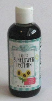 Sunflower Lecithin Natural Dowd And Rogers 12 oz Liquid