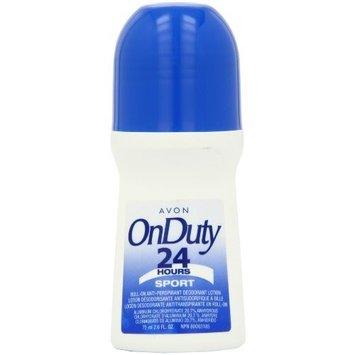 On Duty 24 Hours Sport Roll-on Anti-perspirant Deodorant Bonus Size 2.6 Fl Oz By Avon