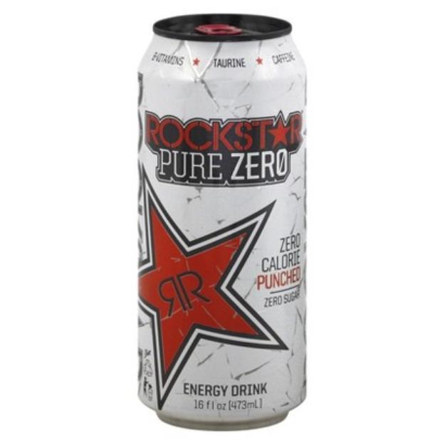 Rockstar Pure Zero Punch