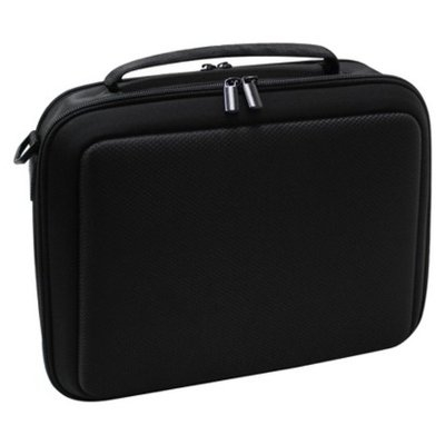 Alco Electronics Ltd Travel Time Deluxe Molded Portable DVD Player Bag (ACC1212)