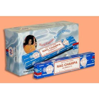 Satya Sai Baba Nag Champa 15gr-case of 12